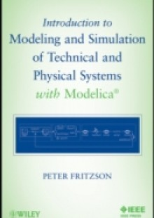 Обложка книги  - Introduction to Modeling and Simulation of Technical and Physical Systems with Modelica