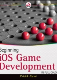 Обложка книги  - Beginning iOS Game Development