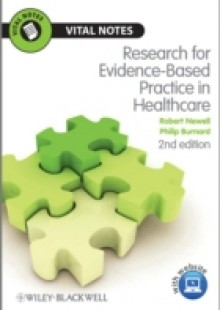 Обложка книги  - Research for Evidence-Based Practice in Healthcare
