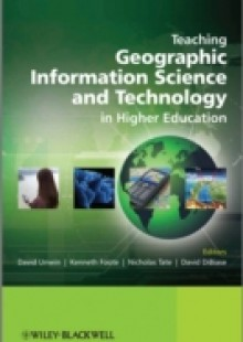 Обложка книги  - Teaching Geographic Information Science and Technology in Higher Education