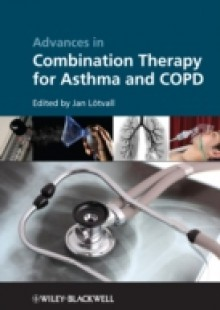 Обложка книги  - Advances in Combination Therapy for Asthma and COPD