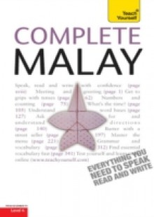 Обложка книги  - Complete Malay (Bahasa Malaysia) Beginner to Intermediate