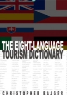 Обложка книги  - Eight-Language Tourism Dictionary