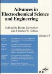 Обложка книги  - Advances in Electrochemical Science and Engineering, Volume 3