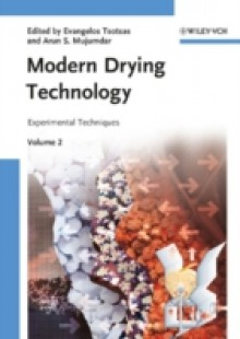 Обложка книги  - Modern Drying Technology, Experimental Techniques