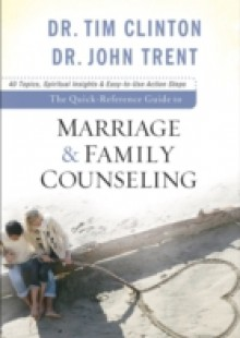 Обложка книги  - Quick-Reference Guide to Marriage & Family Counseling