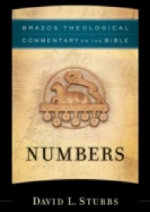 Обложка книги  - Numbers (Brazos Theological Commentary on the Bible)