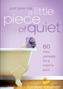 Обложка книги  - Just Give Me a Little Piece of Quiet