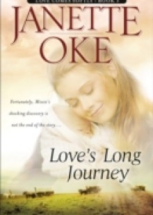Обложка книги  - Love's Long Journey (Love Comes Softly Book #3)