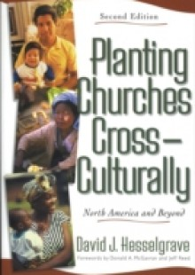 Обложка книги  - Planting Churches Cross-Culturally