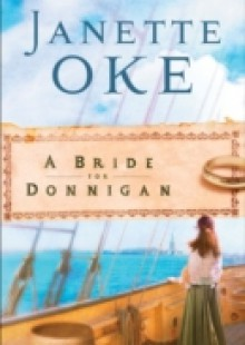 Обложка книги  - Bride for Donnigan (Women of the West Book #7)
