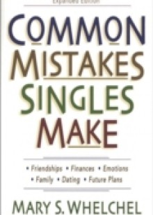 Обложка книги  - Common Mistakes Singles Make