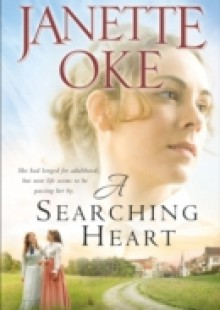 Обложка книги  - Searching Heart (Prairie Legacy Book #2)