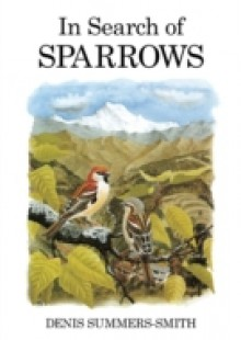 Обложка книги  - In Search of Sparrows
