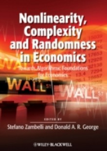 Обложка книги  - Nonlinearity, Complexity and Randomness in Economics