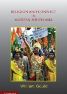 Обложка книги  - Religion and Conflict in Modern South Asia