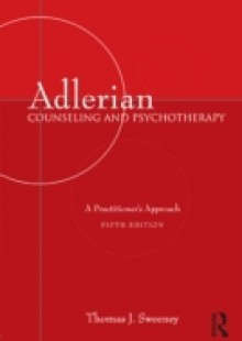 Обложка книги  - Adlerian Counseling and Psychotherapy