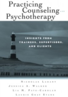 Обложка книги  - Practicing Counseling and Psychotherapy