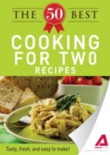 Обложка книги  - 50 Best Cooking For Two Recipes