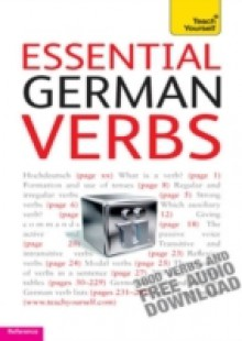 Обложка книги  - Essential German Verbs: Teach Yourself