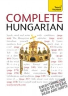 Обложка книги  - Complete Hungarian Beginner to Intermediate Course