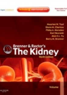 Обложка книги  - Brenner and Rector's The Kidney