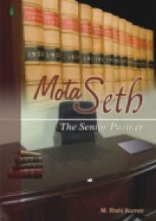 Обложка книги  - Mota Seth – The Senior Partner