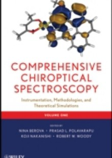 Обложка книги  - Comprehensive Chiroptical Spectroscopy, Instrumentation, Methodologies, and Theoretical Simulations