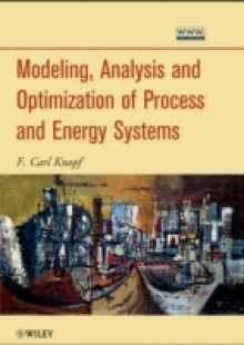 Обложка книги  - Modeling, Analysis and Optimization of Process and Energy Systems