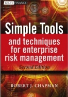 Обложка книги  - Simple Tools and Techniques for Enterprise Risk Management
