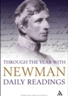 Обложка книги  - Through the Year with Newman