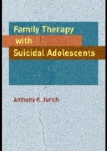 Обложка книги  - Family Therapy with Suicidal Adolescents