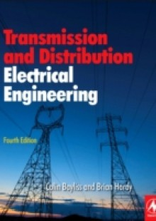Обложка книги  - Transmission and Distribution Electrical Engineering