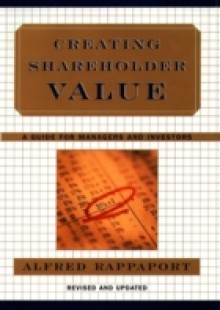 Обложка книги  - Creating Shareholder Value