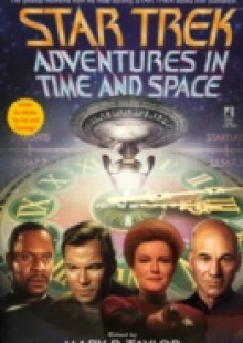 Обложка книги  - Adventures in Time and Space