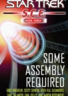 Обложка книги  - SCE Omnibus Book 3: Some Assembly Required