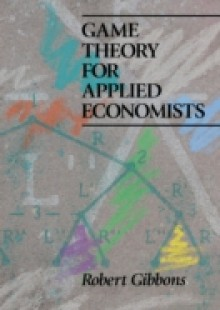 Обложка книги  - Game Theory for Applied Economists