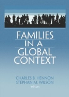 Обложка книги  - Families in a Global Context