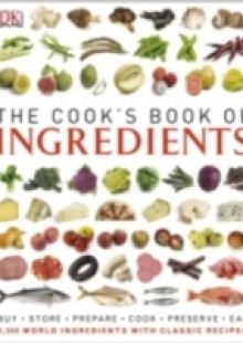 Обложка книги  - Cook's Book of Ingredients