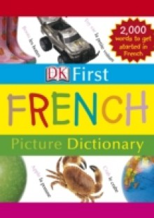 Обложка книги  - First French Picture Dictionary