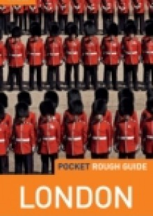 Обложка книги  - Pocket Rough Guide London