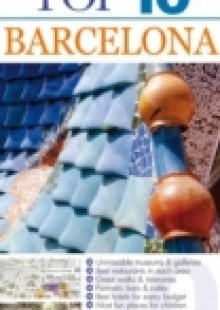 Обложка книги  - DK Eyewitness Top 10 Travel Guide: Barcelona