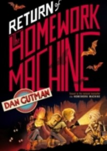 Обложка книги  - Return of the Homework Machine