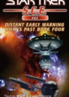 Обложка книги  - Star Trek: Distant Early Warning