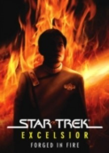 Обложка книги  - Star Trek: The Original Series: Excelsior: Forged in Fire