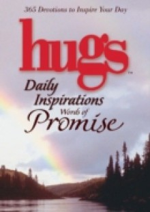 Обложка книги  - Hugs Daily Inspirations Words of Promise