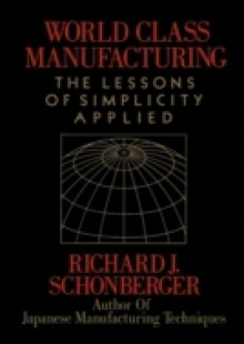 Обложка книги  - World Class Manufacturing