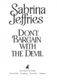Обложка книги  - Don't Bargain with the Devil