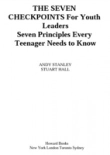 Обложка книги  - Seven Checkpoints for Youth Leaders