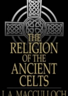 Обложка книги  - Religion of the Ancient Celts
